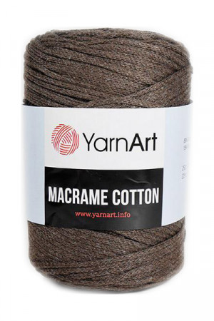 Пряжа MACRAME COTTON 769 Кофейный