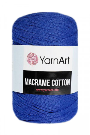 Пряжа MACRAME COTTON 772 Василек