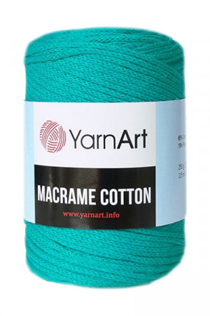 Пряжа MACRAME COTTON 783 Изумруд
